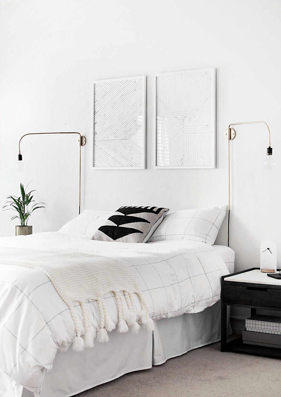 Master Bedroom Wall Sconce Ideas