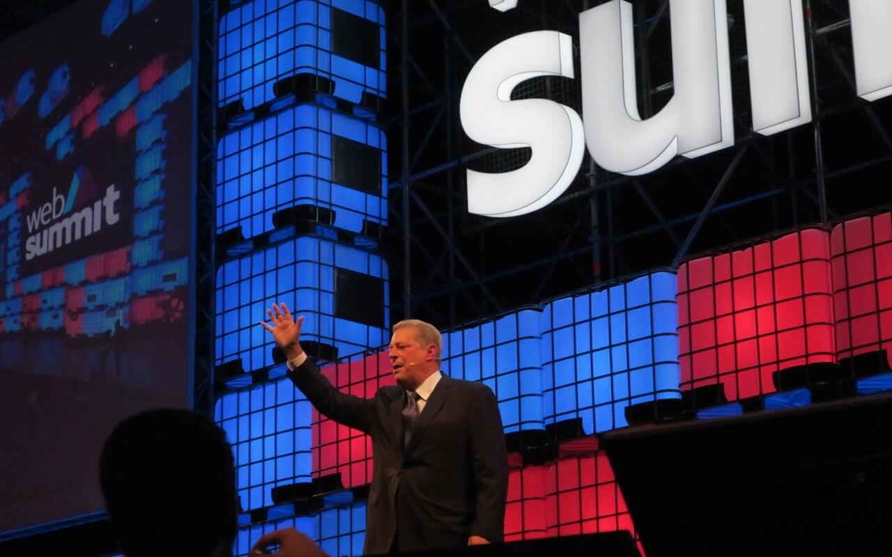 Web Summit - Al Gore