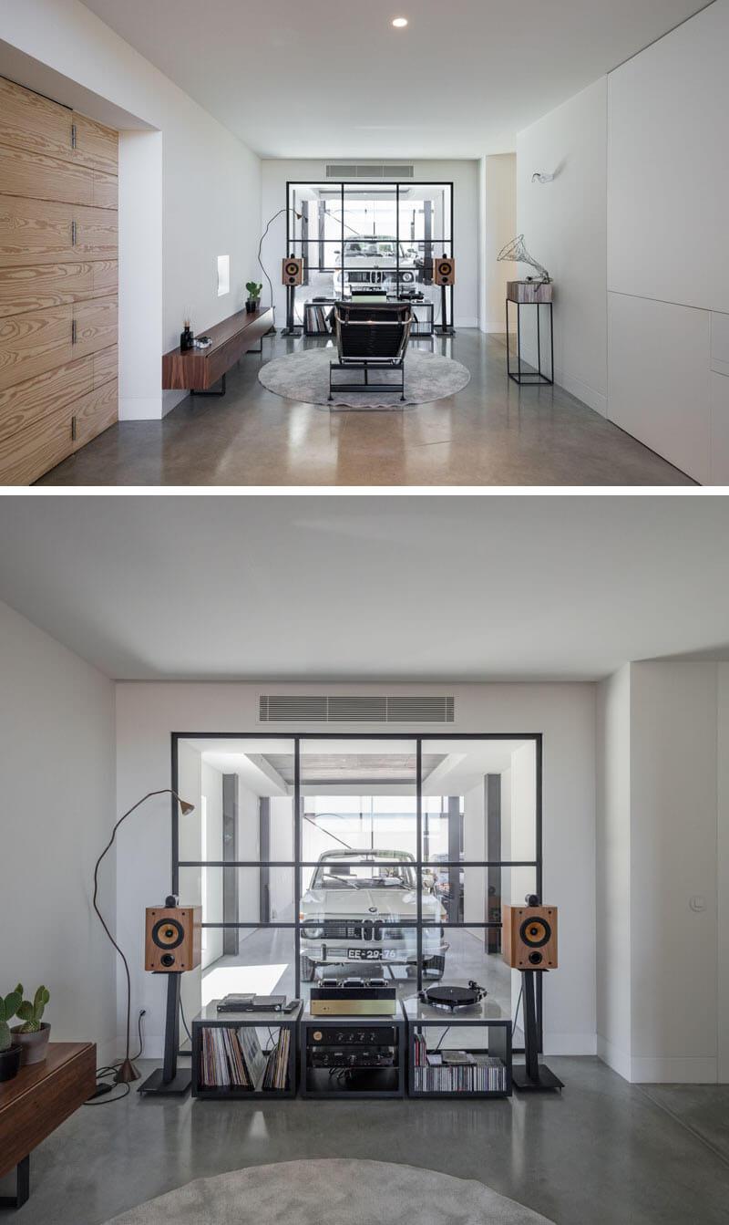 interior casa moderna arquitetura portugal