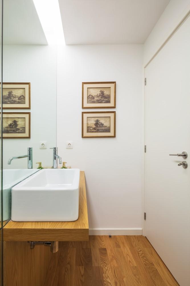 Casa de Banho Apartamento Foz II