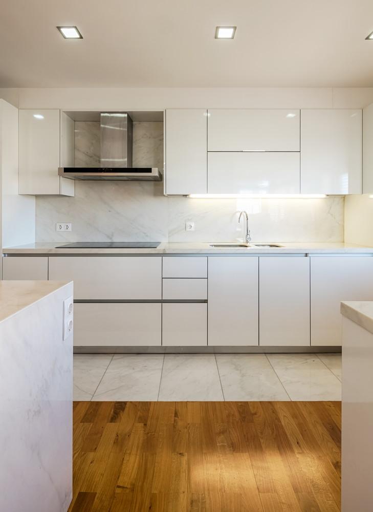 Cozinha Apartamento Foz II