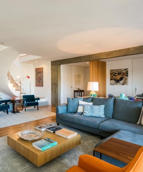 Design Interiores Apartamento Foz II